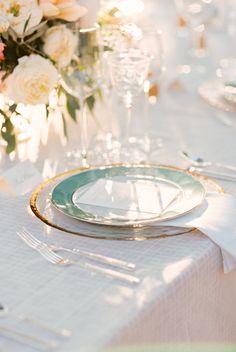 Rustic + Elegant Santa Barbara Summer Wedding