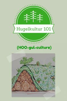What kind of raised bed gardening is this? It's Hugelkultur! Once you get it going, it rarely needs watering at all, and produces its own fertilizer. The only hard part is building it. Learn the basics with our 101 Guide to Hugelkultur gardening.