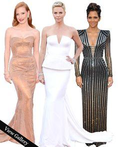 Oscars Read Carpet 2013 Best Dressed