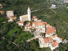 Borgo di Rollo, Comune di Andora, Liguria  © Giovanna Risso on facebook.com/turismoinliguria