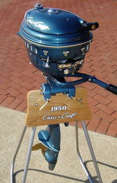 Chris Craft Outboard Motor