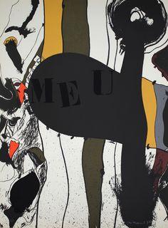 Josep Guinovart | El Meu Carrer Nº2 | Artetrama