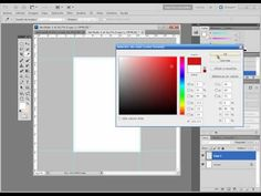 15 - Curso de Photoshop - Preparar archivos para la imprenta - YouTube