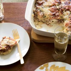 Monte Cristo Strata // More Fantastic Stratas: http://www.foodandwine.com/slideshows/strata-recipes #foodandwine