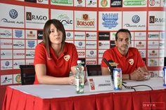 Tina Jovanovic és Maikel López (2016. november 29.)