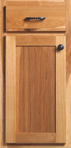 1000 images about hickory kitchen cabinet doors on for Butternut kitchen cabinets
