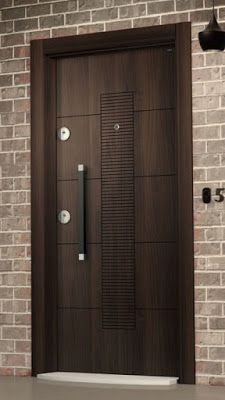 Are you looking for the best wooden doors for your home that suits perfectly? Then come and see our new content Wooden Main Door Design Ideas. Modern Wooden Doors, Wooden Front Doors, The Doors, Wood Doors, Wooden Double Doors, Windows And Doors, Main Entrance Door Design, Wooden Main Door Design, Modern Entrance Door
