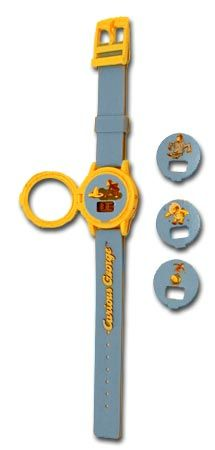 curious george watch