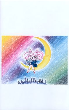 Bishoujo Senshi Sailor Moon Original Picture Collection Vol. II | Manga Style!