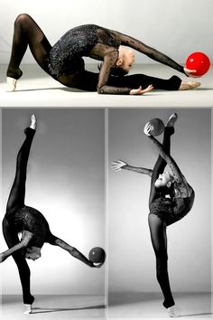 I want my (almost non-existent) flexibility back!!