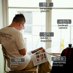 ❋Learn Korean - 4.Vocabularies with pictures (talktomeinkorean.com)