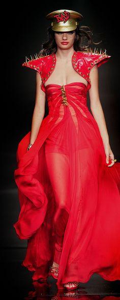 "Ella Zahlan ""Michael Jackson"", S/S 2011 - Couture - http://www.orientpalms.com/ella-zahlan-2103"