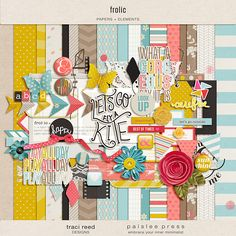 Frolic by Paislee Press and Tracy Reed