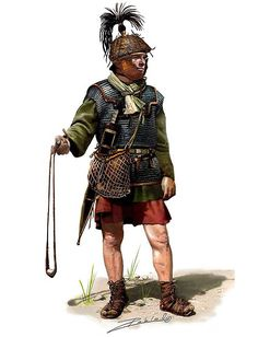 http://www.fashiontrendstoday.com/category/invicta/ Roman slinger of the late 1st century b.C.