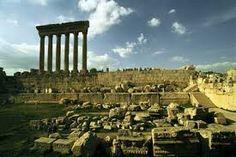 Lebanon history Balbac monuments