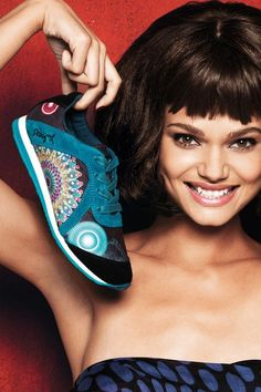 Desigual women's Lhua trainers. Our trainers are wicked! Don't you have yours yet?