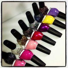 Selena Gomez nail polish