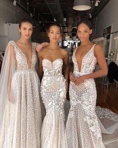 Getting Married? Have The Wedding Of Your Dreams With These Simple Tips Dream Wedding Dresses, Bridal Dresses, Wedding Gowns, Bridesmaid Dresses, Prom Dresses, Wedding Venues, Berta Bridal, Dream Dress, Beautiful Bride