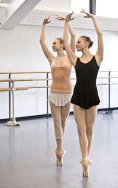 Kaitlyn & Raina Gilliland.