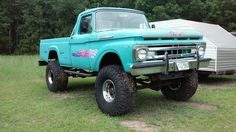 1961 to 1966 ford trucks - '61 Search