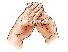 Pihenés-, lazításmudra-  10 mudra: Így tankolj energiát a kezeddel!