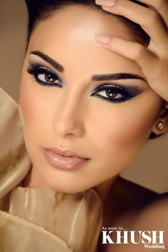 Perfect summer makeup by Elegance By Ketna (Hair & Makeup Artist)   Elegance By Ketna EleganceByKetna.com info@elegancebyketna.com +44(0)7751 203 769