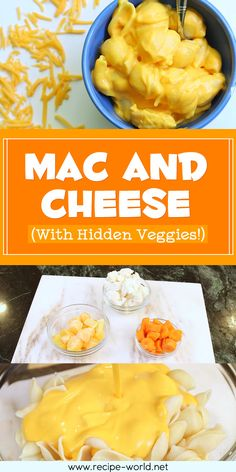 And Cheese (With Hidden Veggies!) Mac And Cheese (With Hidden Veggies!)Mac And Cheese (With Hidden Veggies! Healthy Toddler Meals, Healthy Meals For Kids, Quick Easy Meals, Kids Meals, Healthy Snacks, Healthy Eating, Healthy Recipes, Toddler Food, Detox Recipes