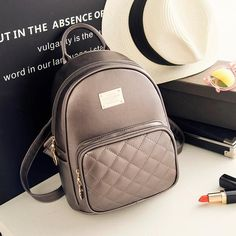 3e30c55d19d1 Fashion Backpack Female College Student Satchel Mini Backpack Ladies  #FashionBackpacks