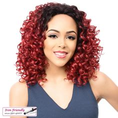 It's a Wig Synthetic Lace Front Wig MARTIN