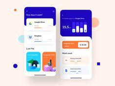 Event App UI App by Jawadur Rahman for on Dribbble Ux Design, Page Design, Graphic Design, Google Drive Storage, Event App, Website Design Layout, Mobile Ui Design, Mobile App Ui, Ui Web