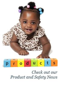 APRIL 2014 CHILDREN'S PRODUCTS SAFETY RECALLS