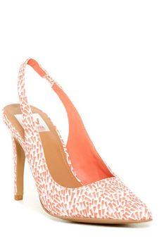 Floral heels | Sponsored by Nordstrom Rack