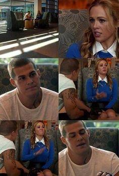 Taylor and Drake 1x07