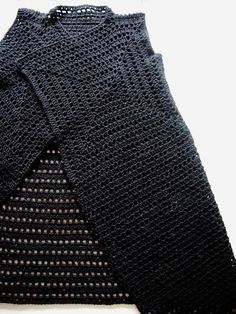 omⒶ KOPPA - Wool black jacket: continue the lenght