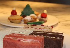 Christmas Afternoon Tea at Flemings Mayfair #London  #AfternoonTea #Christmas