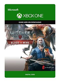 The Witcher 3: Wild Hunt - Blood and Wine - Xbox One Digi...