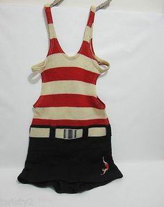 1920s swim suit