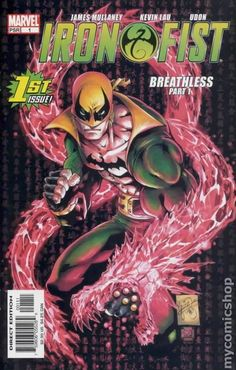 Iron Fist (2004 4th Series) 1