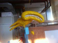 Yellow bird1