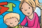 Sue King Illustration - sue king, digital, commercial, sweet, young, educational, novelty, activity, children, toddlers, boys, girls, people, hospital, doctors, nurses