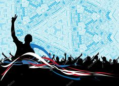 Risultati immagini per sfondi per locandine musicali Movies, Movie Posters, Art, Art Background, Films, Film Poster, Kunst, Cinema, Movie