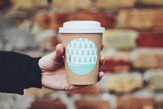 New paper cups with our Christmas design. Dog Coffee, Coffee Time, Coffee Shop, Eco Cup, Ice Creamery, Disposable Coffee Cups, Coffee Cup Design, Paper Cups, Great Coffee