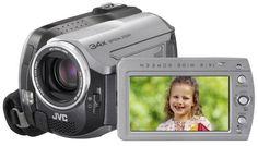 JVC Everio GZMG130 30GB Hard Disk Drive Camcorder with 34... https://www.amazon.com/dp/B000MAFS7S/ref=cm_sw_r_pi_awdb_x_htEIzbNYSFWRC