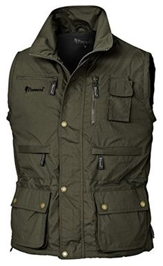 Pinewood Men's Tiveden Weste Waistcoat Moss Green XXXXL for sale online Tactical Wear, Tactical Clothing, Chaleco Casual, Military Fashion, Mens Fashion, Outdoor Outfit, Winter Jackets, Men Casual, Unisex