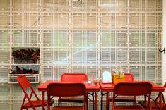 La Bipo | Esrawe Wall Patterns, Restaurant Interiors, Satan, Kitchen, Retail, Furniture, Home Decor, Cooking, Decoration Home