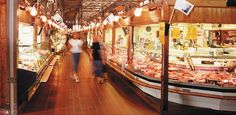 The Turku Market Hall, completed in brings a delightful atmosphere reminiscent of times gone by. Reindeer Meat, Turku Finland, Blue Train, Cheese Shop, Tourism Website, Marketing, Countries, Scandinavian, Travel