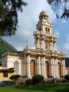 Iglesia de Zea, Mérida  , Venezuela http://www.pueblosdevenezuela.com/Merida