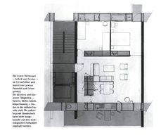 The radical building typology of Domus Demain by Yves Lion and Francois Leclercq. Facade as service space.