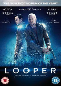 Looper [DVD]: Amazon.co.uk: Joseph Gordon-Levitt, Bruce Willis, Emily Blunt, Jeff Daniels, Paul Dano, Rian Johnson: Film & TV  Disclosure: Affiliate Link