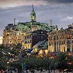 Place Jacques-Cartier - Old Montreal
